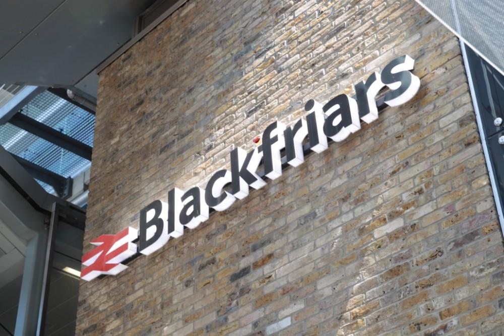 Blackfriars 1